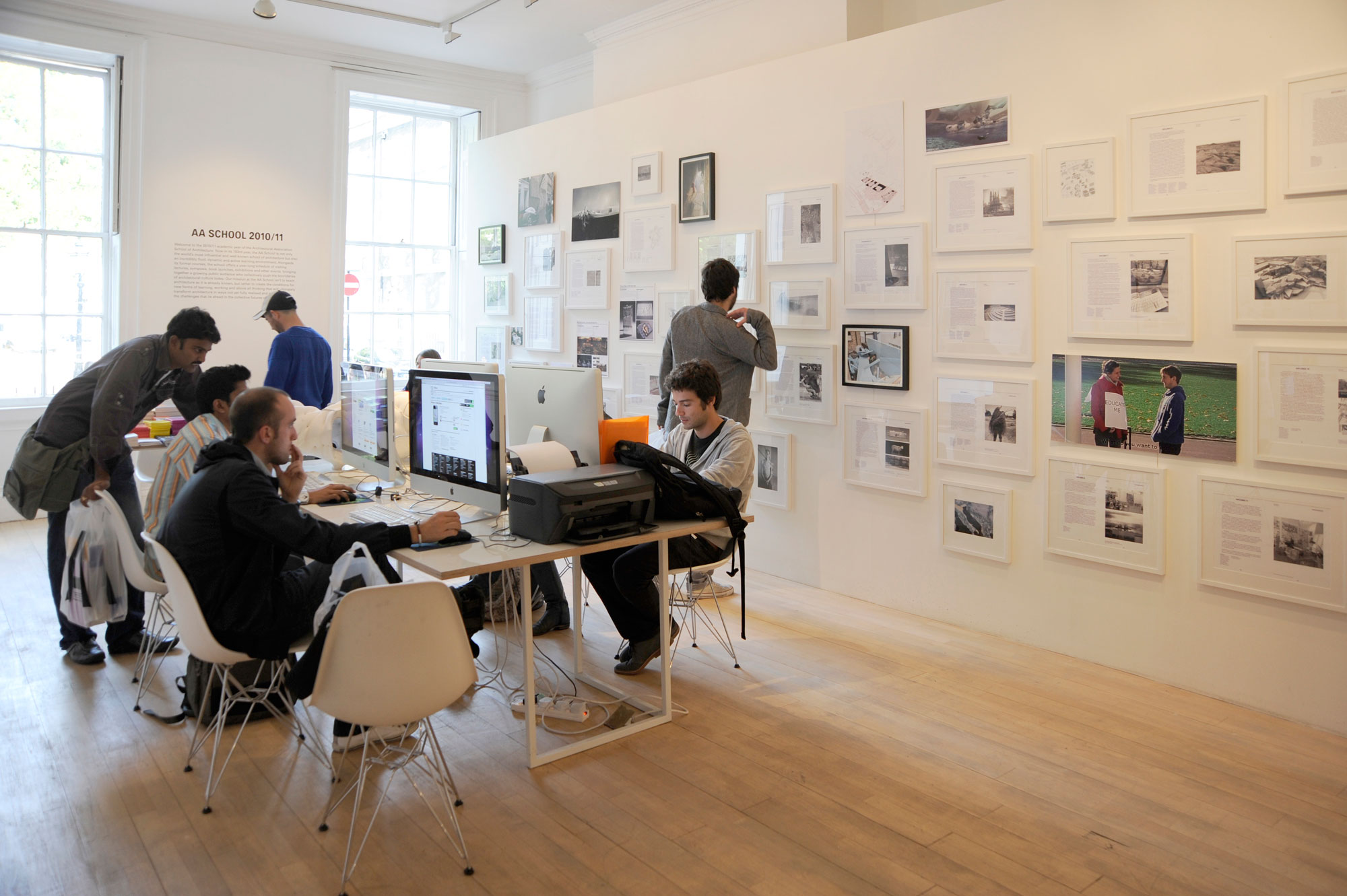 Aa school of architecture projects review 2011 aa life for Academy for salon professionals reviews