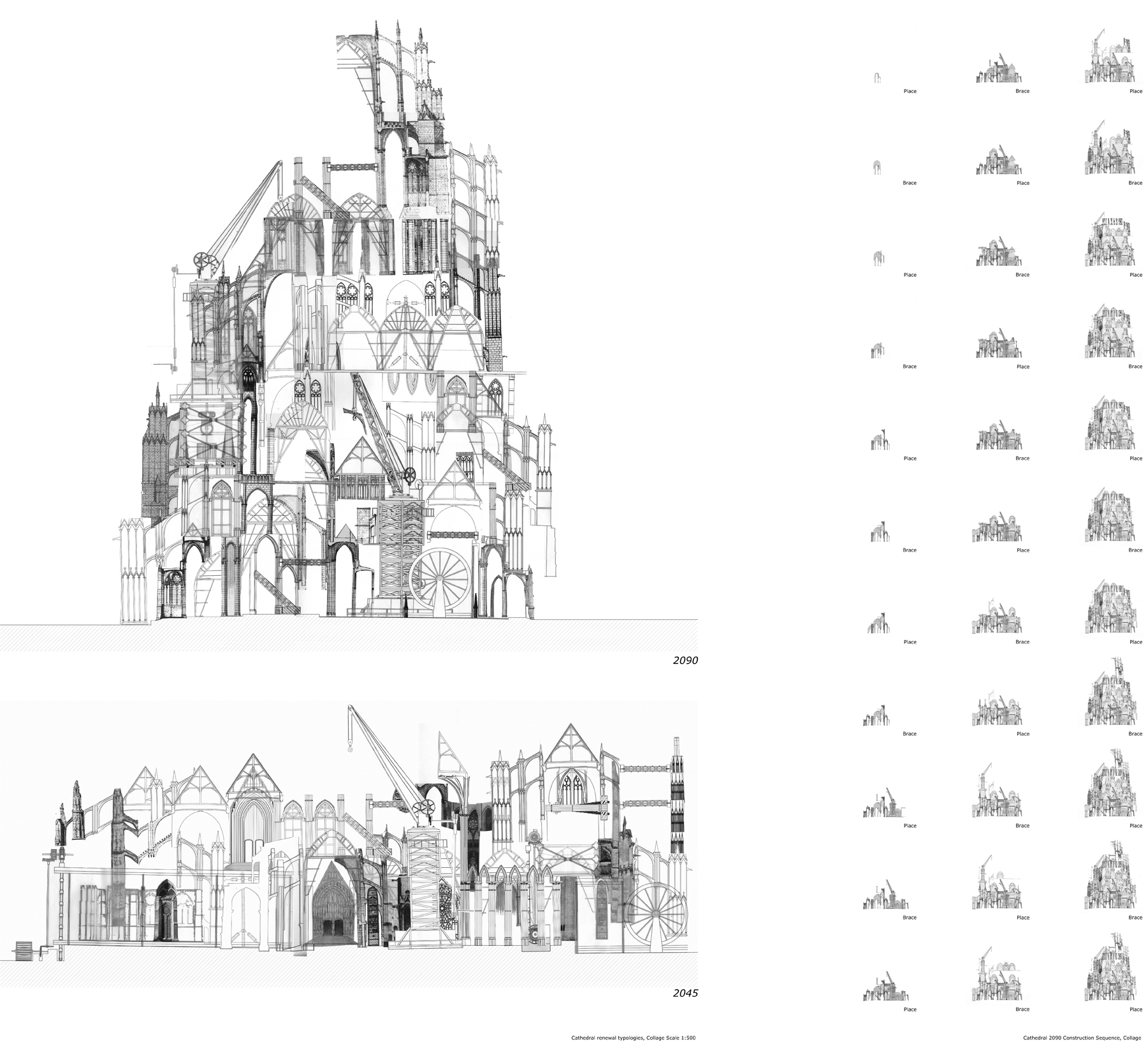 Photo : Reims Cathedral Floor Plan Images. Photo Apostolic Palace ...