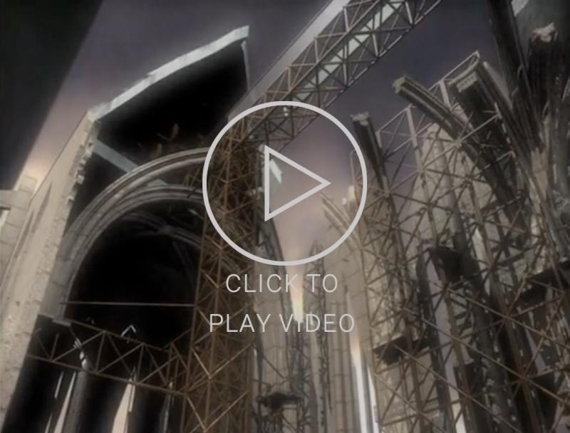 Beauvais Cathedral // Choreography of the Future