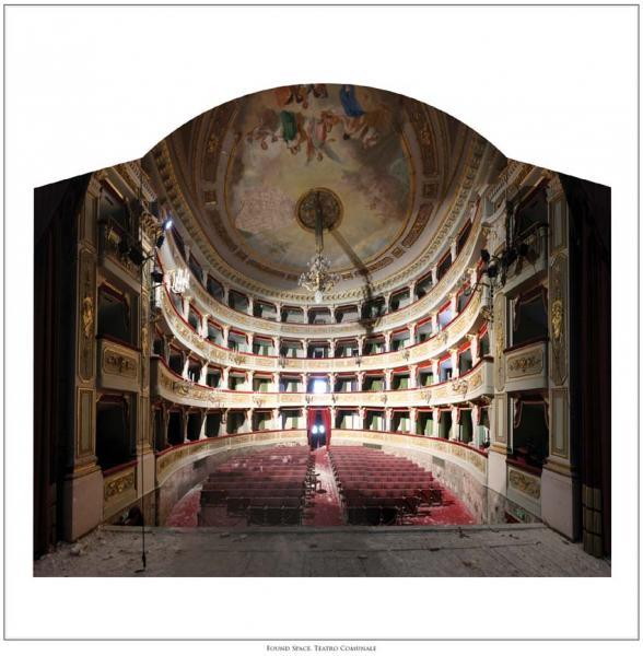 Found Space, Teatro Comunale, L'Aquila