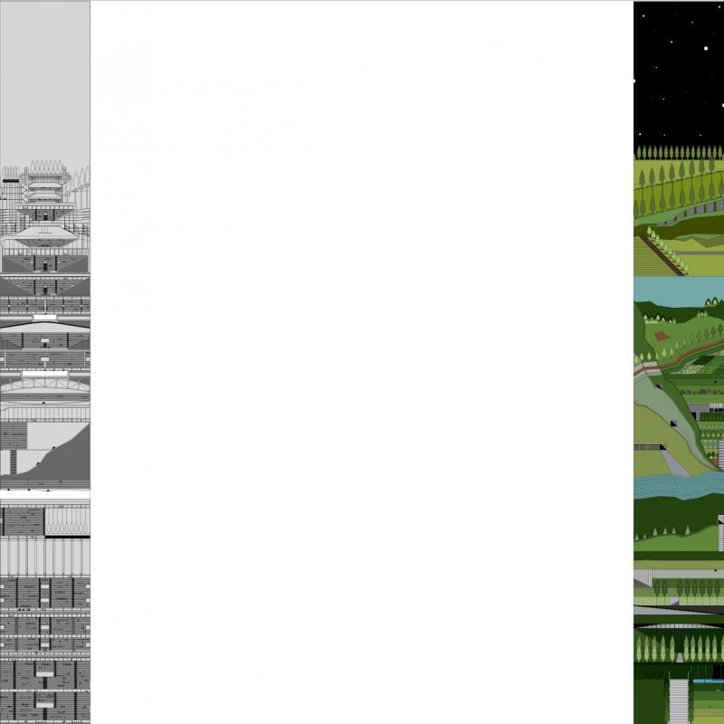 Urban vs landscape density.