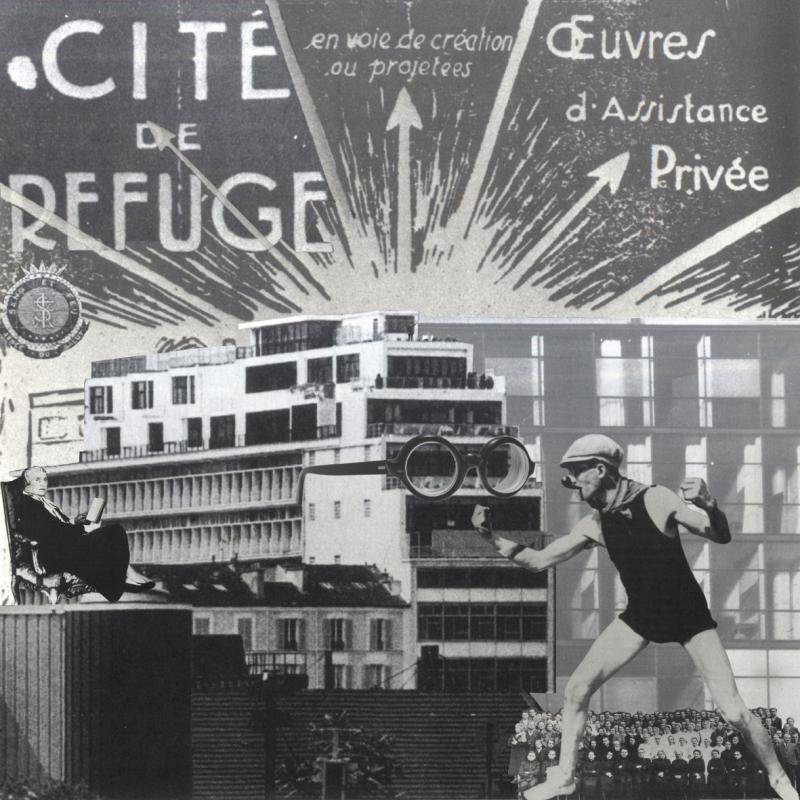 The Cite de Refuge opens in 1933 as a hyper controlled environment under the authoritarian hand of Corbusier and the Salvation Army.