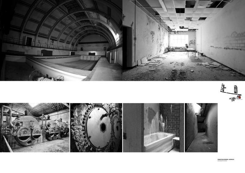 Forgotten interiors/leftover machines