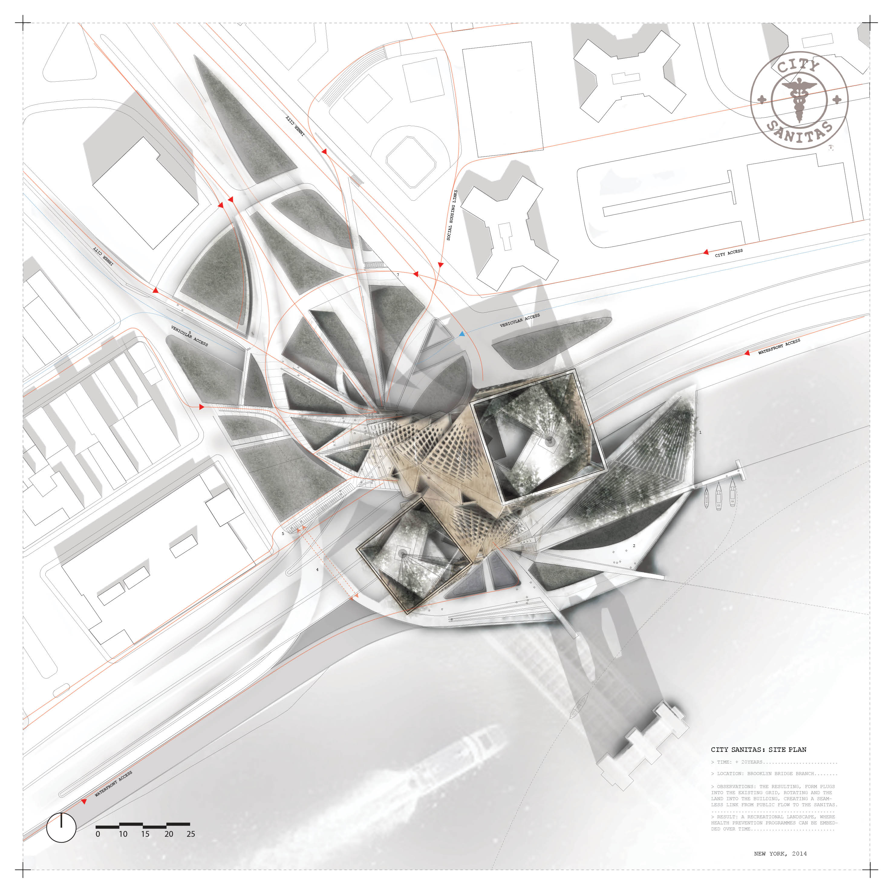 Aa school of architecture projects review 2011 diploma - Site plan architecture ...