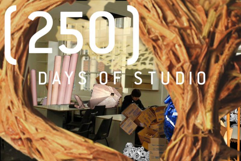 Portfolio project animation scene 1, (250) days of studio.