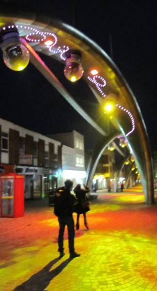 Blackpool Deserted Funcity