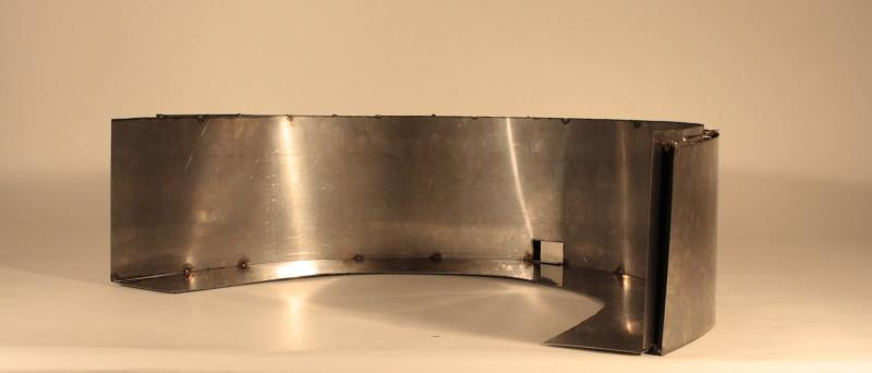 1:50 conceptual steel model (steel)