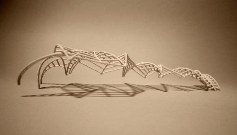 Elevation - geometry testing prototype model