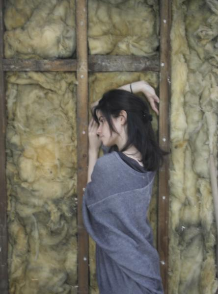 Embedding myself in the fabric of a derelict domicile; representing the spaces of the mind through domestic spaces.