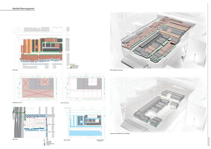 Preserving Concrete structures for regeneration