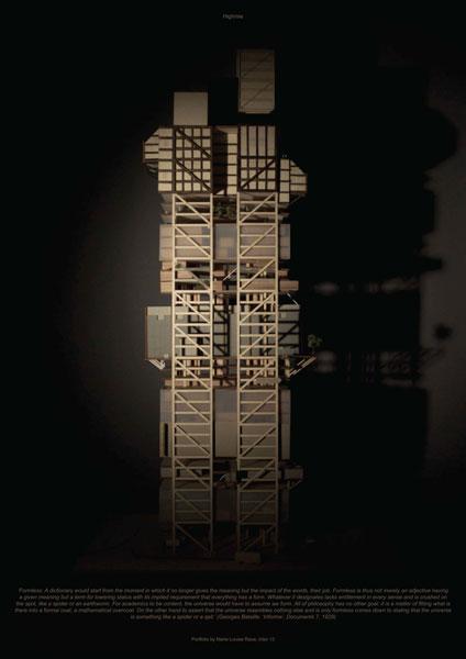 Domesticating and mutating Heron Tower
