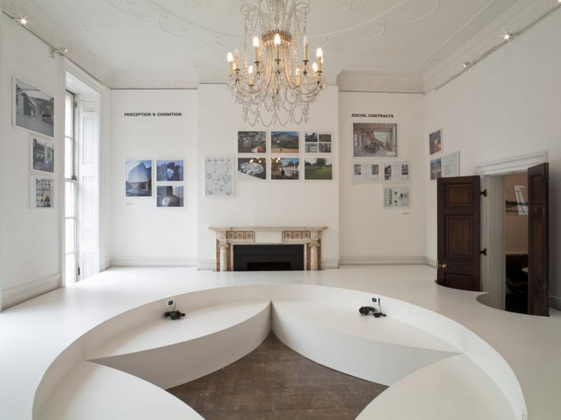 The Relational in Architecture Exhibition