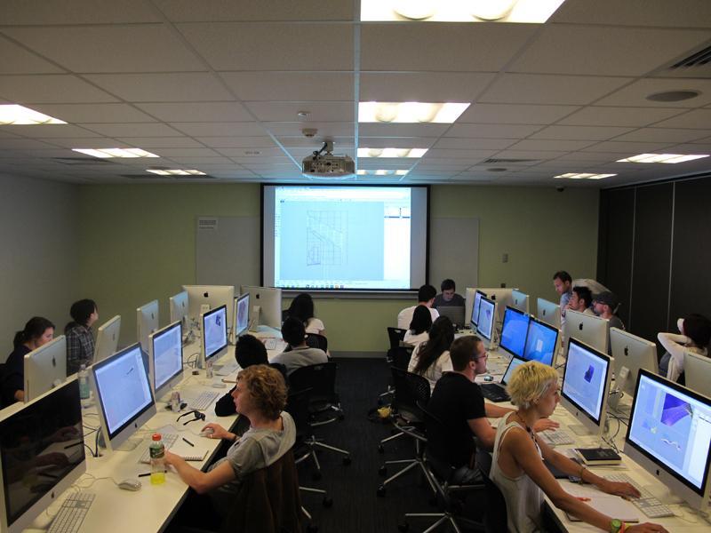 Sydney Visiting School 2011